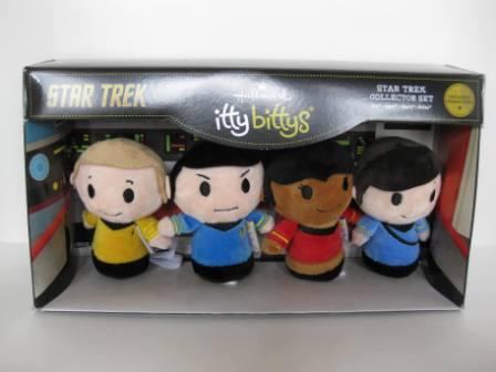 Star Trek Collector Set - Itty Bittys (NEW)